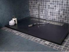 installer un receveur douche extra plat Leroy Merlin