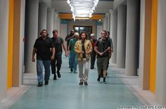 Pearl Jam, important people