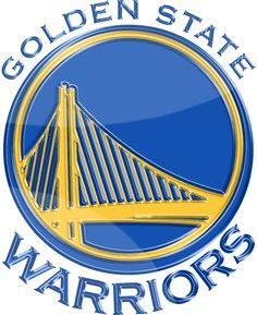 Golden State Warrior 3D Logo by Rico560.deviantart.com