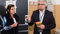 The Five Star movement does best but no one wins a majority