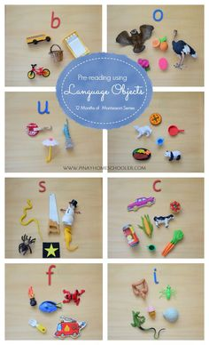Beginning letters!