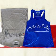 Introducing one of our brand new products with @dickssportinggoods. Silver foil on blue racerback for women...Available in multiple skylines and color options for stores in #Dallas, #Pittsburgh, and #Columbus...Crew neck on the left also available for 10 cities and many variations...#Everyseasonrepyourcity #OutlineTheSky #dickssportinggoods #CitiesNeverSleep #WeOwnTheSky #RepYourCity #merrychristmas