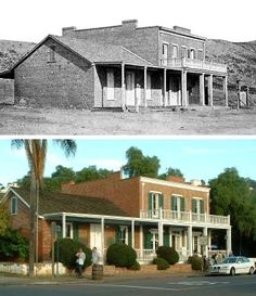 """The Whaley House - built in 1857 - """"America's Most Haunted House."""""""