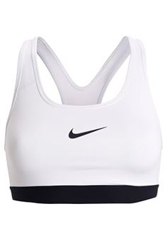 NEW CLASSIC - Biustonosz sportowy - white/black