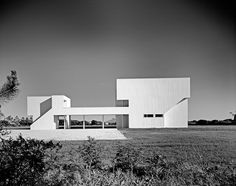 Saltzman House (1969), Richard Meier