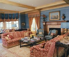 Fan - traditional - Living Room - Los Angeles - Just Joh