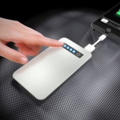 Touch-Swipe USB Mobile Charge unit