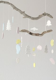 mommo design blog: Nature In Kids Room