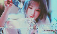 テヨン『RAIN』☂ 素敵すぎるgif - Taeyeon Candy News ☺ Snsd