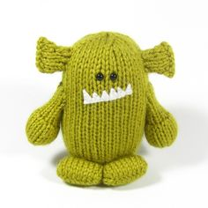 Doogle Monster - Marvin by neededwanted on Etsy.com