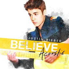 Justin Bieber Album Cover, Justin Bieber Albums, Justin Beiber Girlfriend, Cover Art, J-pop Music, Music Notes, Sheet Music, Justin Bieber Believe, Songs 2013