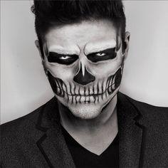 Impressively Terrifying Halloween Makeup Jobs You Can Do! | Guff
