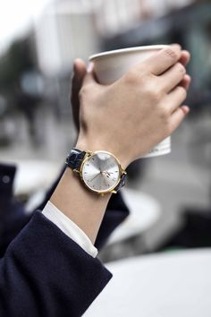Inspired by the golden age of watchmaking, Minute & Azimut create beautiful handmade British luxury watches that are elegant and durable, yet affordable. Create Your Own Website, Watches, Leather, Accessories, Wristwatches, Clocks, Jewelry Accessories