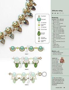jewelry making & beading for dummies - Diy schmuck Beaded Jewelry Designs, Bead Jewellery, Seed Bead Jewelry, Wire Jewelry, Handmade Jewelry, Jewelry Findings, Seed Beads, Jewelry Box, Jewelry Chest