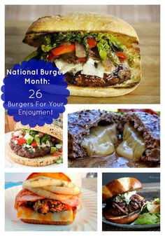May is National Burger Month: 26 Burgers For Your Enjoyment from Community Table