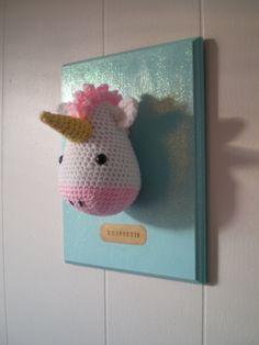 unicorn taxidermy home-sweet-home
