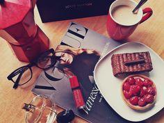 P'etit Dej - Fashion Morning - VOGUE Paris - Café - Bourjois Paris - Louis Vuitton