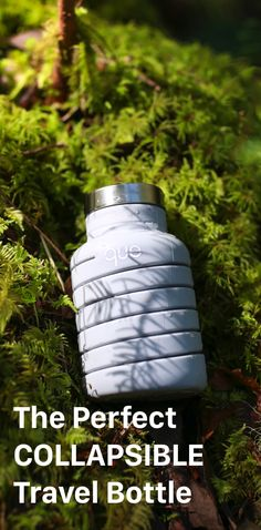 Water bottle reinvented. Collapsible, lightweight, and matches your style. Perfect for: Travel / Outdoor / Fitness