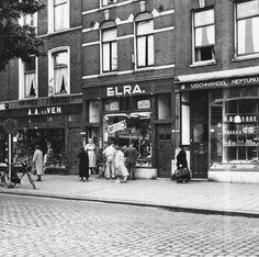 Zwart janstraat (jaren 50)