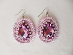 Summer Earrings | Crochet | Handmade | GYPSY