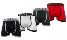Men's Seamfree Boxershorts