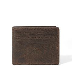 #Fossil Dunbar Traveler Wallet - to keep it all together