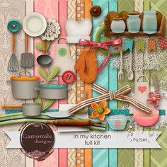 In my kitchen full kit by Camomile Designs  http://www.mscraps.com/shop/CamomileDesigns-In-my-kitchen