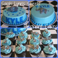 Sarah Lynns Sweets: #Elephant Birthday Party from @Sarah Wells