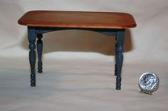 David Krupick - table; Bradley Meinke - painting/distressing