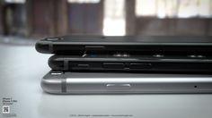 iPhone 7 renders by Martin Hajek