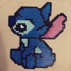 Stitch #Perler Beads