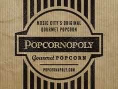 Popcornopoly by Kevin Burr
