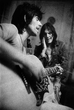 Image result for gram parsons and keith richards
