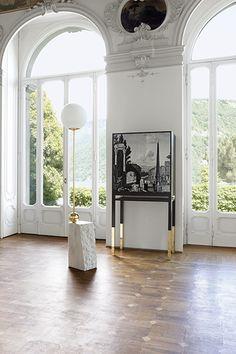 Roche Bobois - Christian Lacroix Maison collection #RocheBobois…