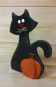 Funny Black Cat Ears Headband Bow Tie Tail Set Halloween Party Costume Props STU