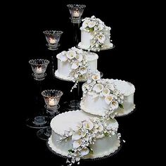 4 Tier XL Cake Stand