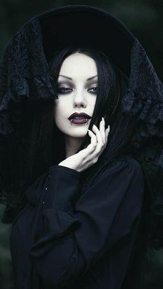 Hot Goth Girls, Gothic Girls, Dark Gothic, Gothic Art, Darya Goncharova, She Is Gorgeous, Beautiful, Goth Beauty, Gothic Steampunk