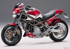 Ducati Cafe Racer, Cafe Racers, Ducati 695, Ducati Monster S4, Monster Photos, Monster Design, Road Bikes, Bikers, Bobber