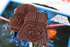 Chocolate Cutout Cookies - these are great!  Hold their cutter shape, taste delicious, not hard to handle.  Nice change from sugar cookies!