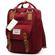 Estudiante Backpack Bolsa Asa Tamaño Bag Casual Con Moda Laptop Travel Los Compra 38 0wqUYU