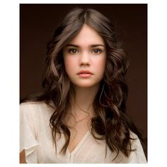 Gallery For > Maia Mitchell Photoshoot via Polyvore featuring girls, maia mitchell, models and people