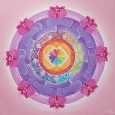 Birth Mandala by Marianne