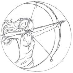 symbol for the goddess artemis - Google Search
