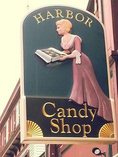 Ogunquit candy shop