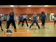 This is my most favorite Zumba video. SO. MUCH. FUN!