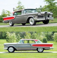 1958 Edsel Corsair 2-Door Hardtop