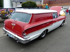 1958 Chevrolet sedan-delivery wagon ♪•♪♫♫♫ JpM ENTERTAINMENT ♪•♪♫♫♫