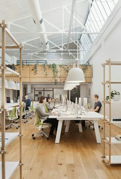 gallery of optimedia media agency office nefa architects 10