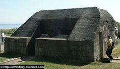 Omaha Beach bunker