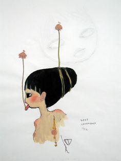 Aya Takano Japanese Contemporary Art, Japanese Art, Pretty Art, Cute Art, Aya Takano, Art Is Dead, Trippy Painting, Vent Art, Gay Art